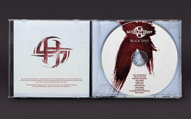 Scarlet Host Album Inner