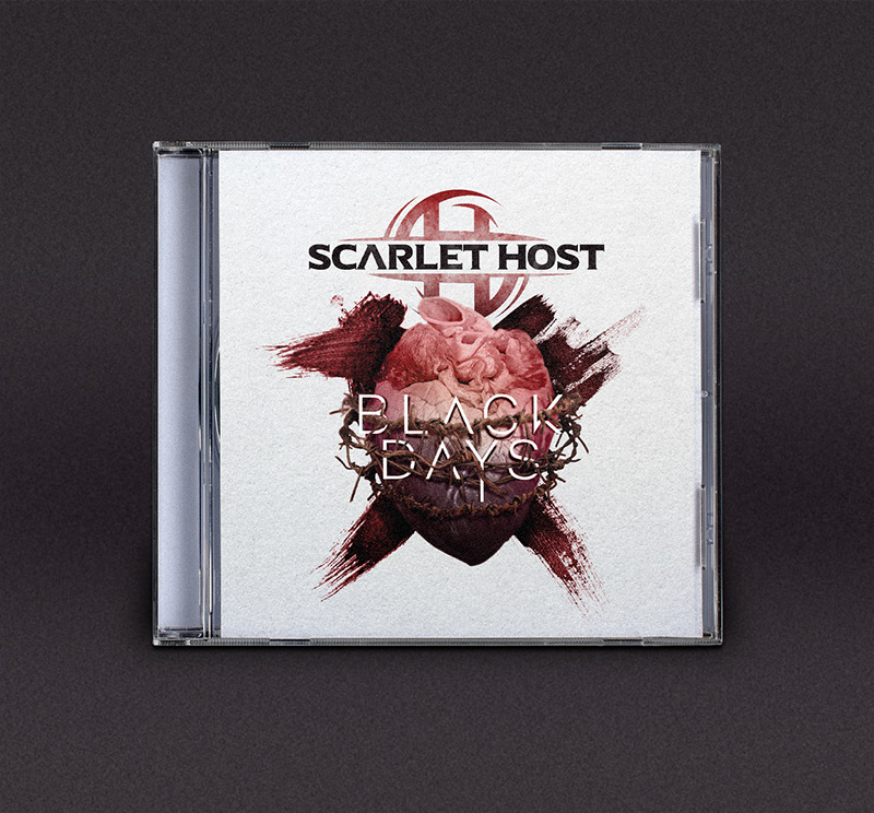 Scarlet Host Album Cover