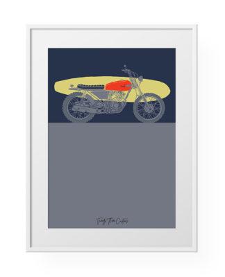 23 Customs Beach Thumper Poster