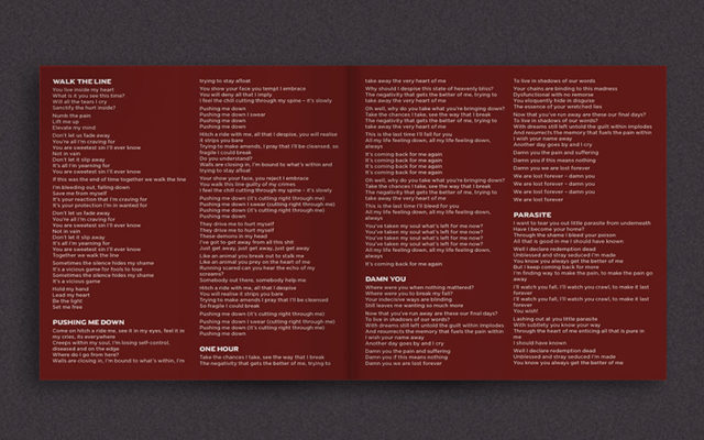 Scarlet Host Album Booklet1