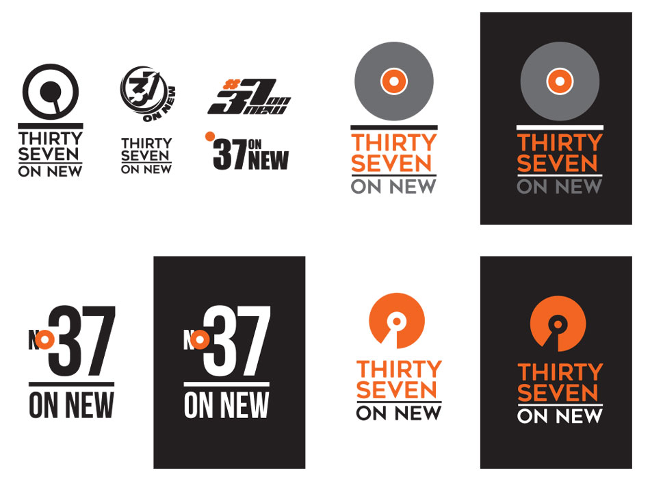 37 On New Logo Development One
