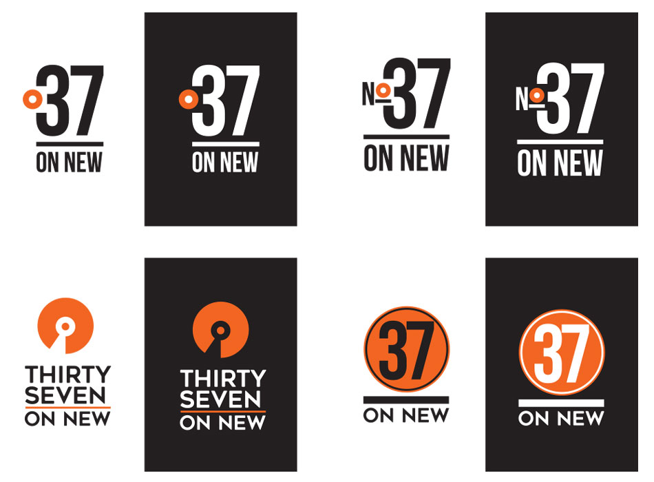 37 On New Logo Development Two