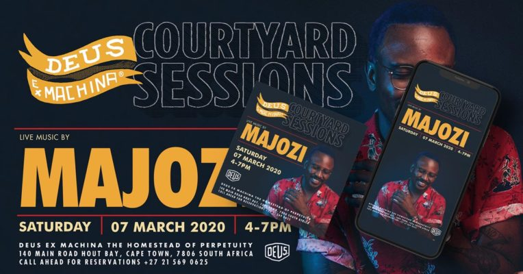 Majozi Courtyard Session