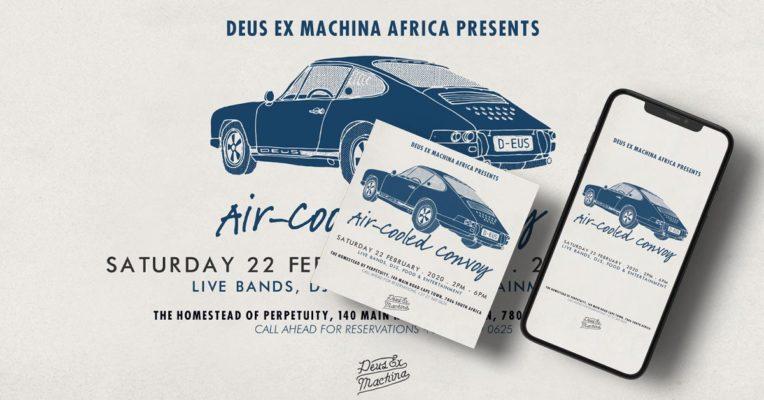 Deus Aircooled Porsche Event